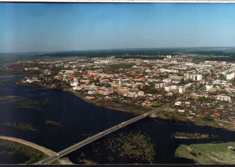 фото города шадринска